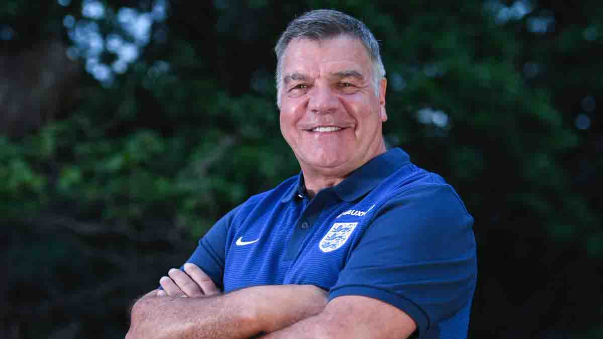 Big Sam quits Sunderland for Three Lions