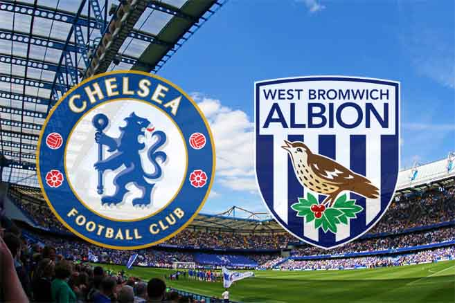 West Brom V Chelsea Live Streaming