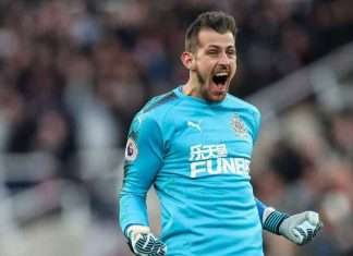 Newcastle signs dubravka
