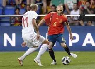 Spain v Tunisia