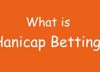 What is handicap betting