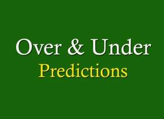 Over & Under betting tips