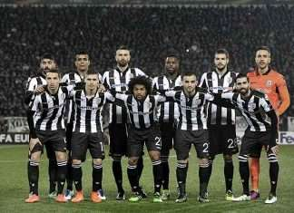 PAOK Fc predictions