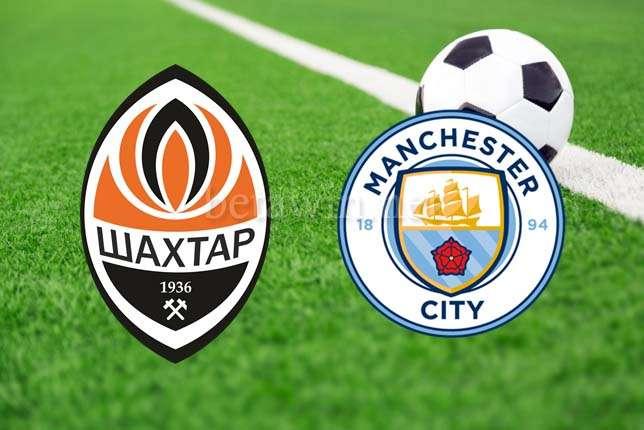 Shakhtar Donetsk v Manchester City Prediction
