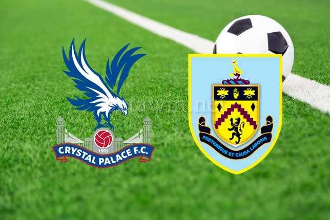 Crystal Palace v Burnley Prediction