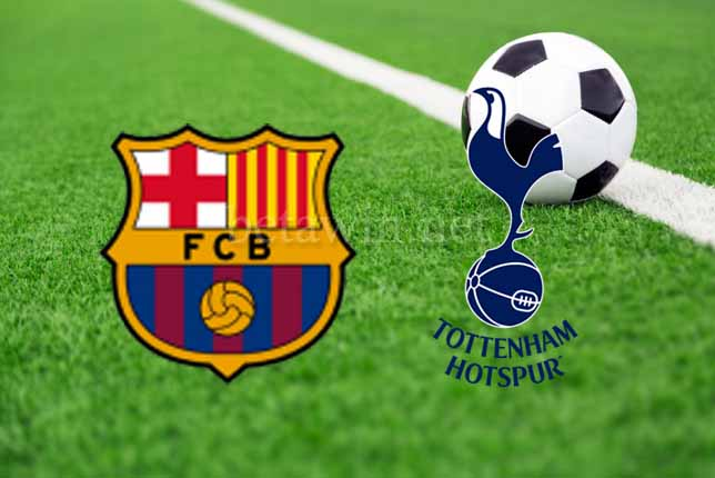 Barcelona v Tottenham Prediction