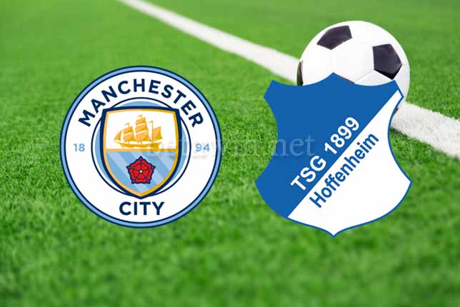 Manchester City v Hoffenheim Prediction