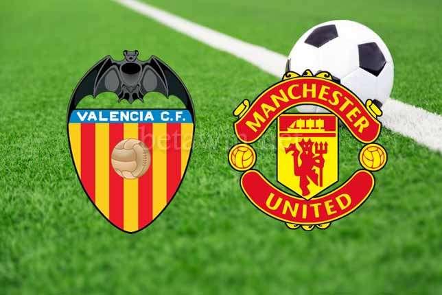 Valencia v Manchester United Prediction