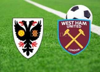 AFC Wimbledon v West Ham Prediction