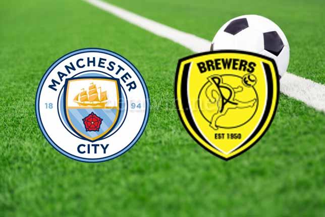 Manchester City v Burton Albion Prediction