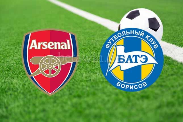 Arsenal v BATE Prediction