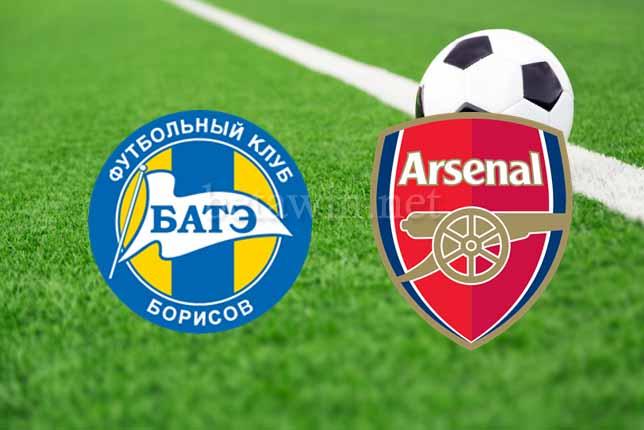 BATE v Arsenal Prediction